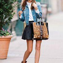 Sombreros en otoño: El perfecto accesorio Street Style Miranda Kerr